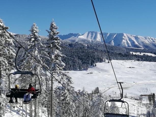 Hotel3stelle a 2km dalle piste scii Lavarone-Trento