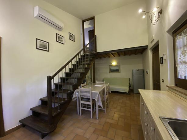 AgillaeTrasimeno- Appartamento 4+2 spazioso x famiglie
