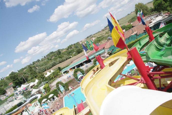 Scivoli Acquapark Fontevivola