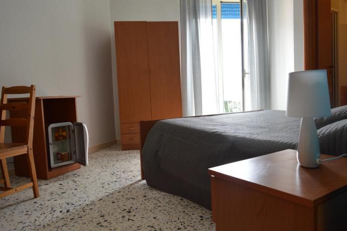 Hotel camere nuove e pulite con frigobar
