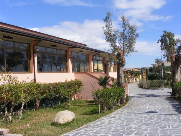 Villaggio a Sellia Marina con Spiaggia privata