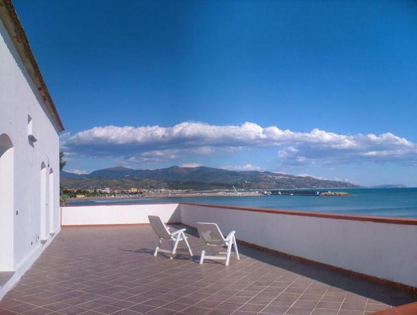 Hotel fronte mare Terrazza Panoramica Casal Velino (SA)