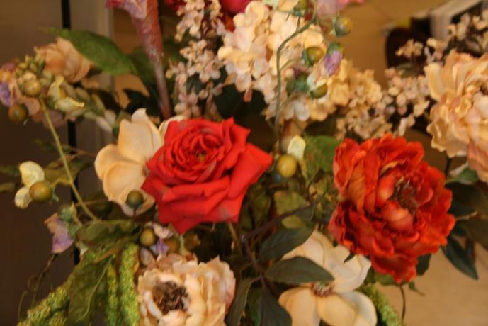 Splendido mazzo di fiori hotel a Chiusi