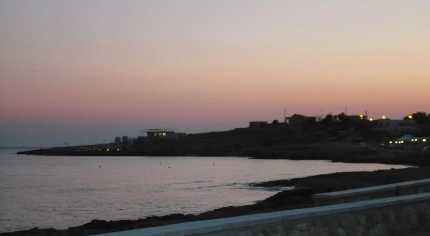 Spiaggia privata a  S.M. di Leuca
