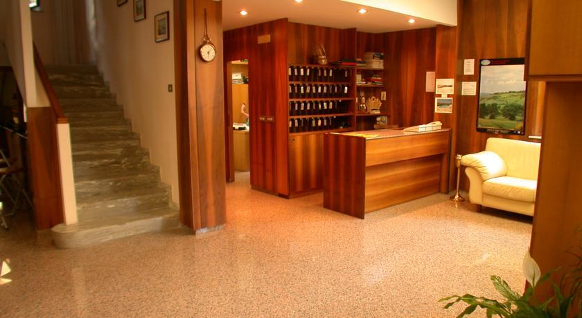Accoglienza all'Hotel con Centro Benessere