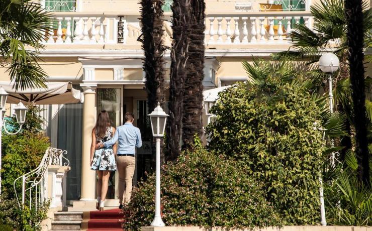 Hotel per coppie giovani con Spa in Veneto