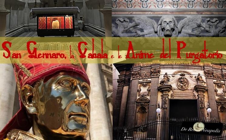 San Gennaro, la Cabala e le Anime del Purgatorio