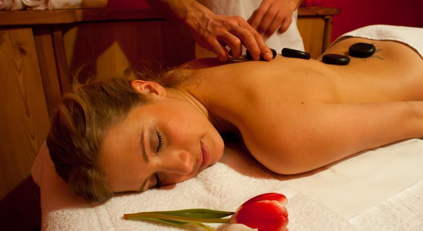 Massaggi nella SPA