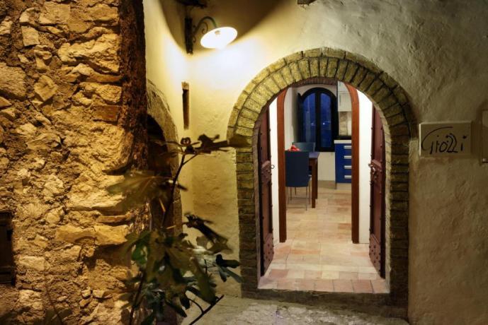 Appartamento-Giolli Ingresso-Indipendente Borgo-sul-Clitunno Umbria