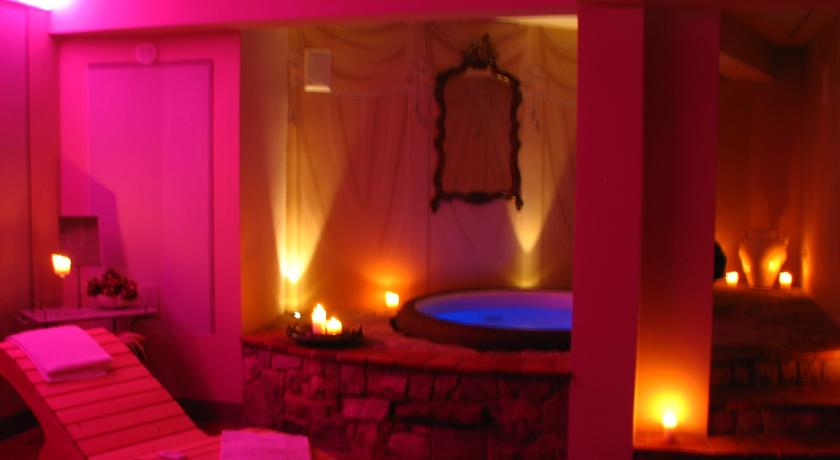 Spa Suite Imperiale con Minipiscina interna