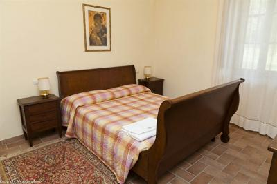 Appartamento Pernice, Camera da letto