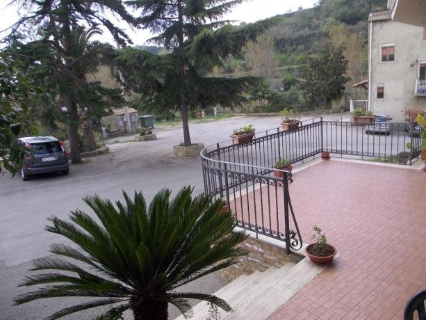 Parcheggio gratuito in hotel a Catania