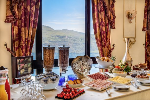 Sala Colazione hotel a Castel Gandolfo