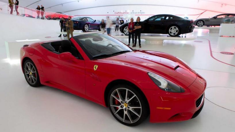 Maranello museo Ferrari 20 km