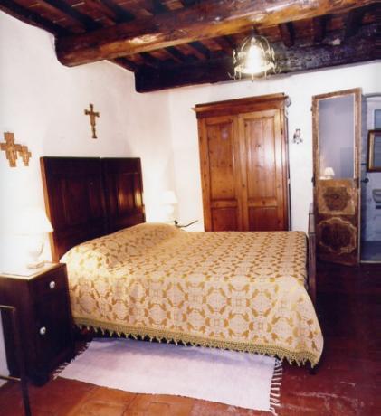 Camera appartamento Bianco relais Calenzano