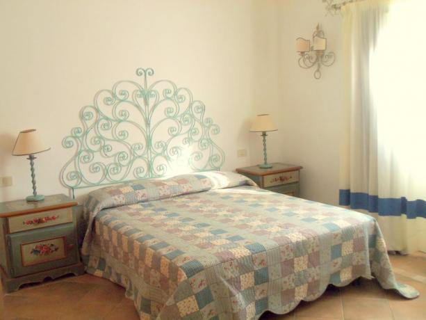 Appartamento hotel camera 2 persone ad Arzachena