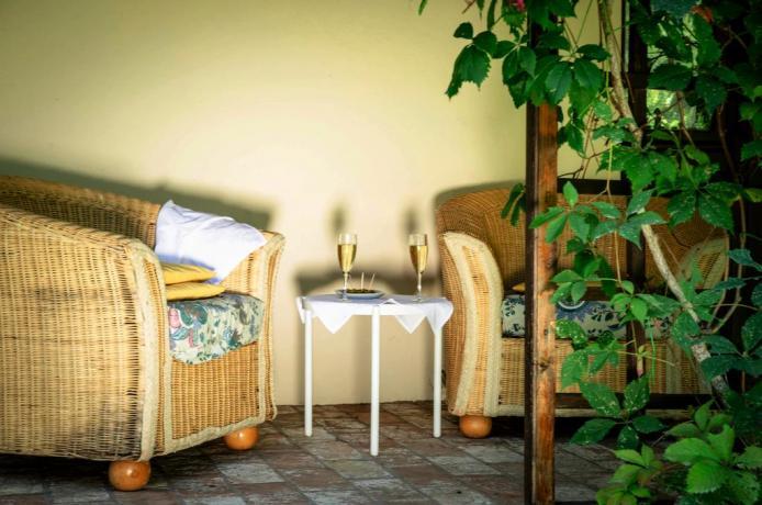 Relax ad Assisi, Agriturismo con Piscina