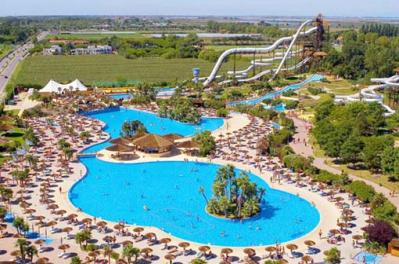 Holiday near the Amusementparks of Jesolo and Venice