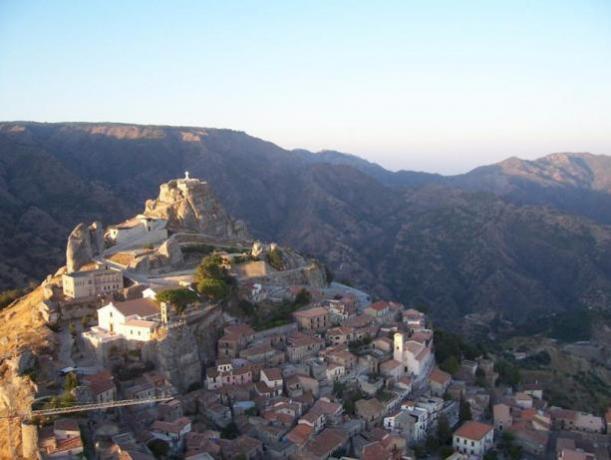 Visitare Altomonte di Cosenza, Conoscere la Calabria