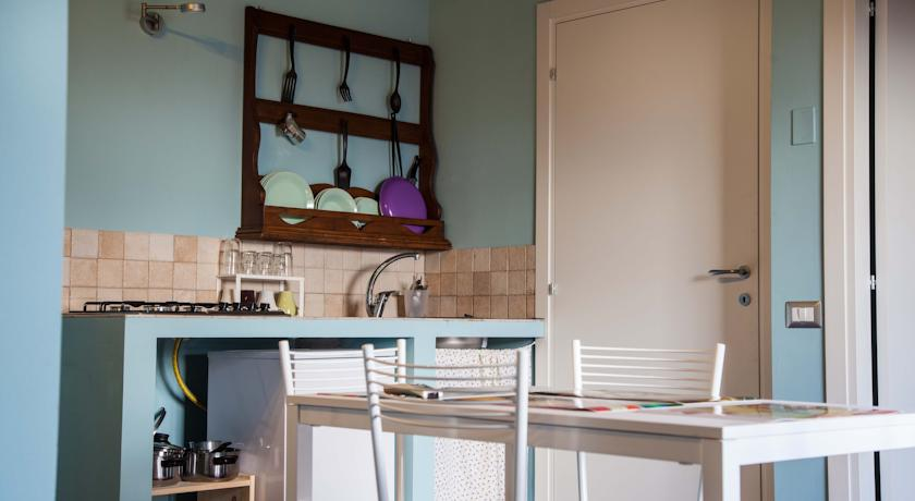 Appartamenti con cucina al Toscana Relax Glamping