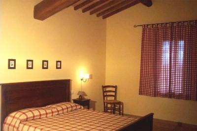 Camera matrimoniale Appartamento TIGLIO