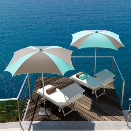 Ombrelloni e lettini Spiaggia, Produzione e Vendita
