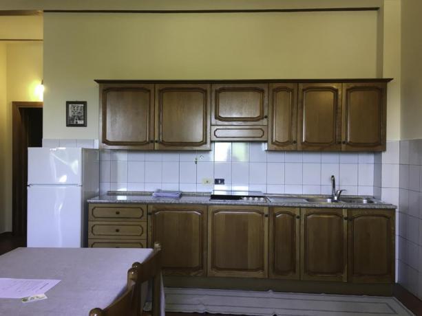 LaStalla- Cucina Spaziosa xcene inFamiglia e TraAmici