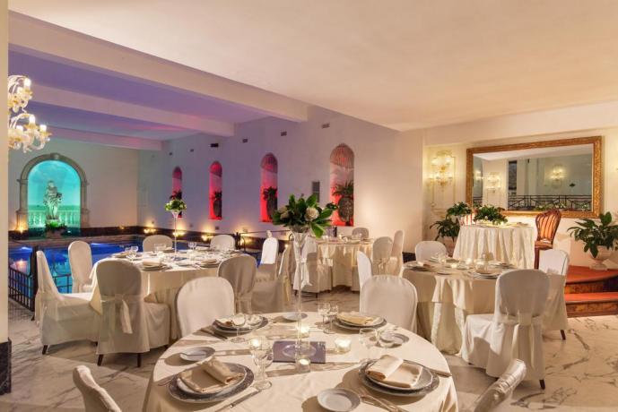 Sala Domiziana hotel a Castel Gandolfo