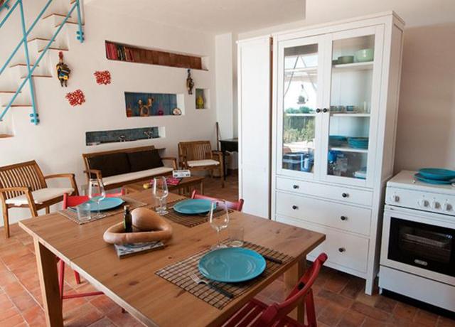Villa 4/6 posti con cucina vicino a Selinunte