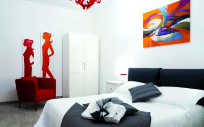 Camera Primavera ultramoderna e dotata di ogni comodità