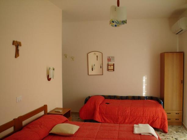 Appartamenti per famiglie in B&B vicino Foggia