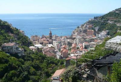Last Minute Holiday in Italy, Hotel in Minori