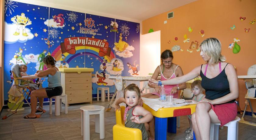 Villaggio con Animazione Bambini a Metaponto