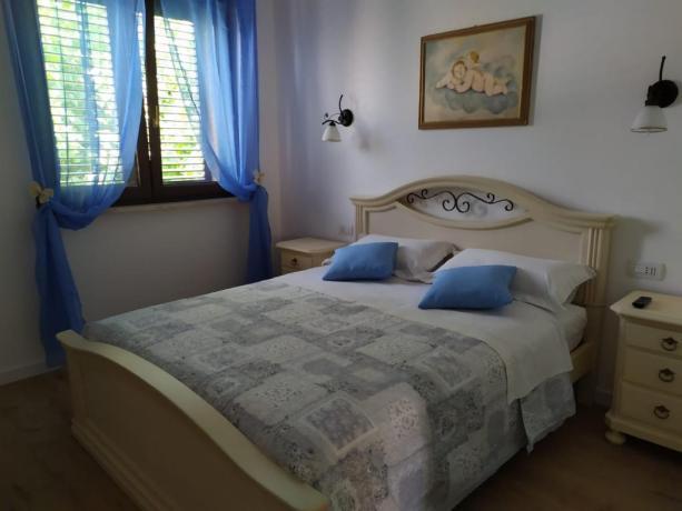 Country-house a Macerata con camera matrimoniale
