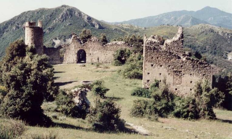 Resti del Monastero di Colloreto