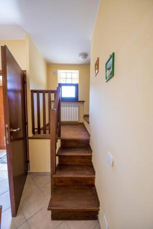 Ingresso appartamento casa vacanze vicino Orte