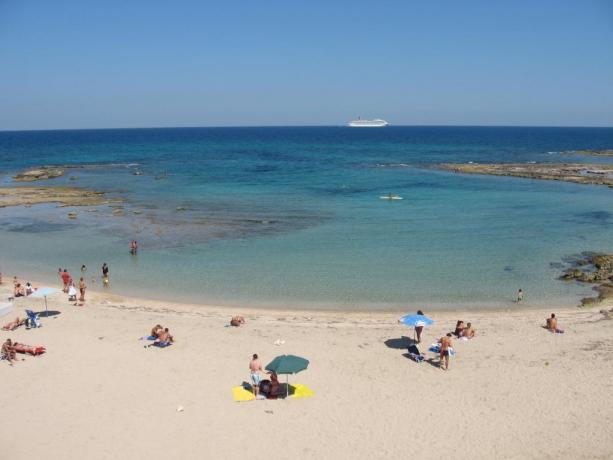 Salento: Camere a pochi passi dalla spiagga