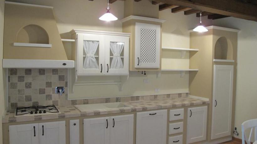 Appartamento con cucina resort a Valtopina
