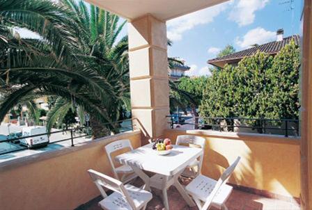 Camera con Balcone con Vista mare, Alba Adriatica
