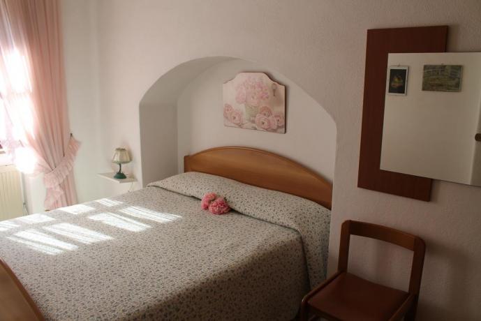 Camera matrimoniale appartamento casa vacanze Barano d'Ischia