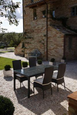 tavoli e sedie da giardino