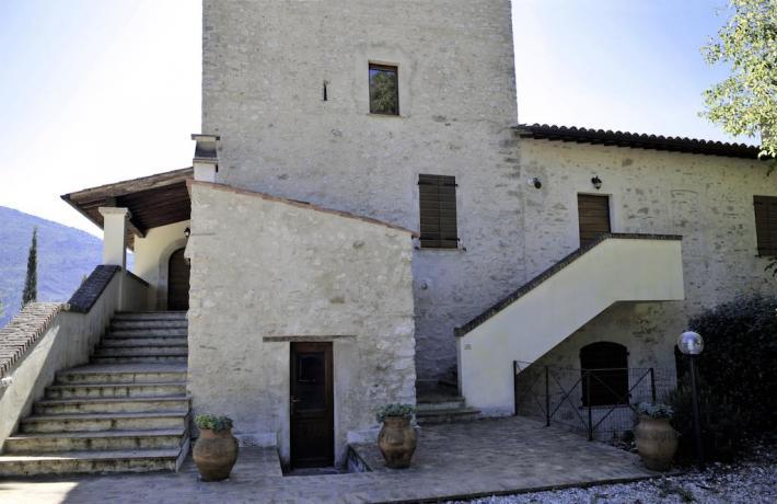 Torre Medievale con appartamento