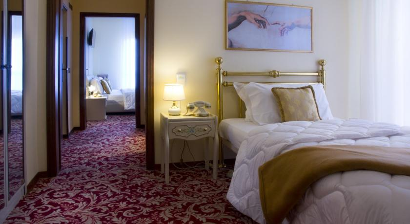 Camere Familiari in Hotel 4 Stelle a Chianciano