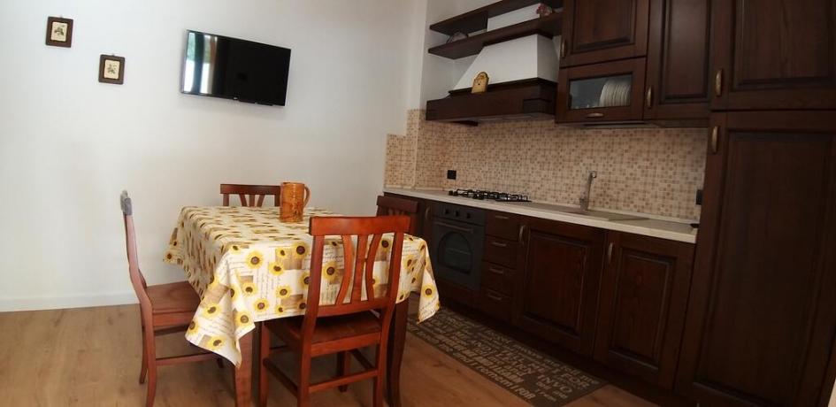 Appartamento vacanze con cucina abitabile Appignano-Macerata