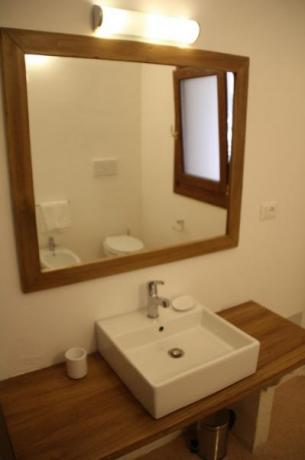 Bagno in Suite del Biancospino