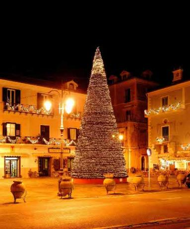 Christmas Holiday in Italy, Where to stay