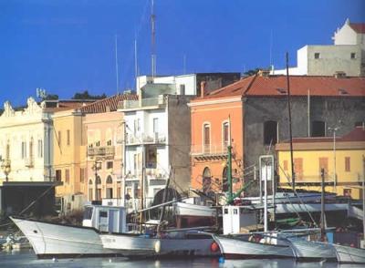 Port of Carloforte