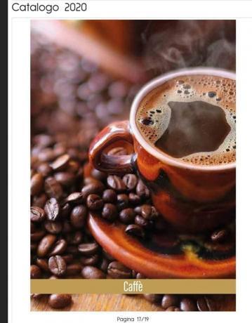 Imperya Catalogo: Linea Caffè in Cialde