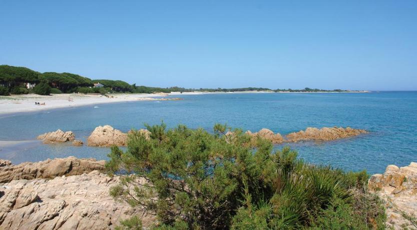 Spiaggia di Cala Liberotto in Sardegna
