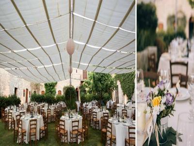 Masseria4Stelle ideale per Cerimonie&Eventi Valledolmo